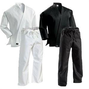 Complete Middleweight Traditional Uniform